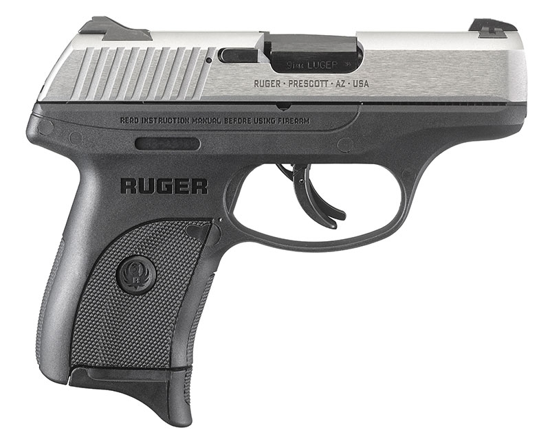 Ruger LC9s stainless